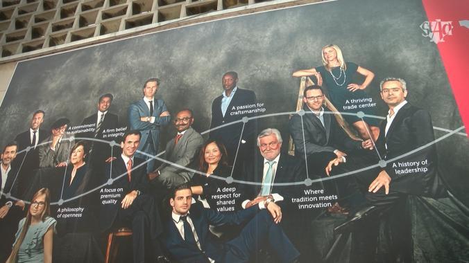 Diamanten en Antwerpen delen hetzelfde DNA