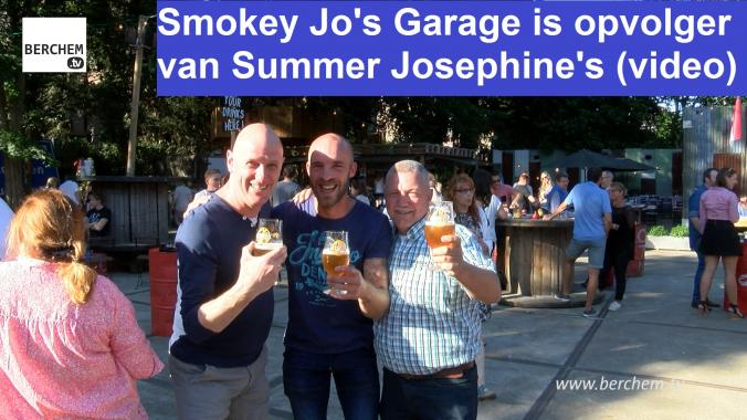 Smokey Jo's Garage is opvolger van Summer Josehine's