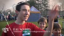 26ste Sentatlon-Collegemarathon OLVC groot succes