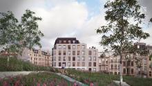 Bouwprojecten geven buurt Kievitplein ferme boost Baron Joostensstraat